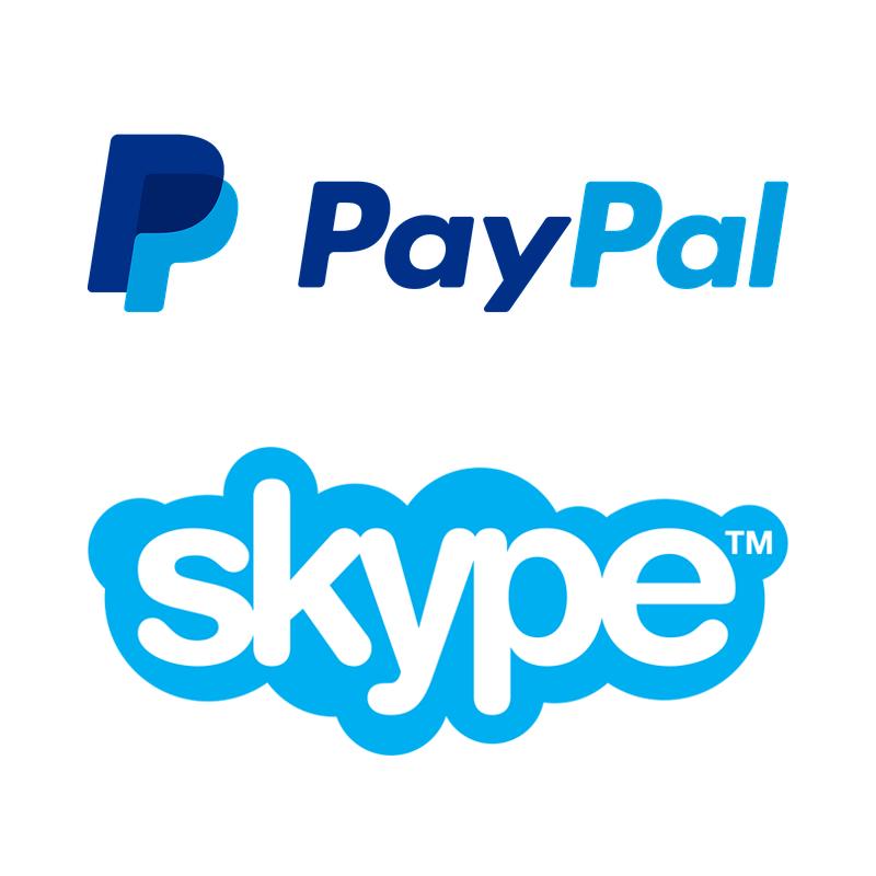 skype-paypal-logos